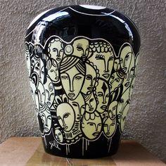 Ceramic. John Michael Gill