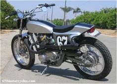 street tracker motorcycles | XS650 Cycle Links, Images &Info: Click Here!