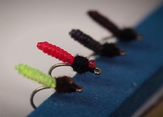 Classic Video: How to Tie the Forget-Me-Knot Midge - Orvis News