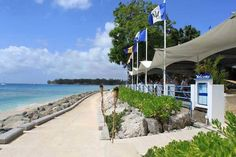 The Beach House restaurant in Holetown is open for lunch and dinner daily, professional and cheerful staff and great food.