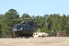 U.S. Army UH-72A Lakota Light Utility Helicopter   by Dianne Bond for EADS North America. Taken on February 10, 2008.