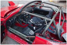 Roll cages are important equipment especially in open top cars as they prevent injuries and fatalities and double up as dramatically strengthening the shell so it handles better so you don't roll it as easy in the first place.