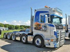 Scania R Highline Stangeland Show Trucks, Used Trucks, Big Rig Trucks, Pickup Trucks, Truck Drivers, Custom Big Rigs, Custom Trucks, Volvo, Brush Truck
