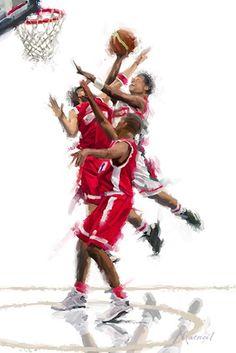 ⭐️️️️️️️️️RICHARD MACNEIL Basket Ball ⭐️