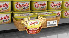 Qualy - on shelf POP