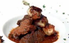 Μοσχαρίσια ουρά κοκκινιστή Steak, Pork, Beef, Chicken, Kale Stir Fry, Meat, Steaks, Pork Chops, Cubs