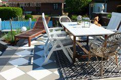 Na, im Sommer geht es auch gerne mal nach draußen. Da wird aus dem Interior schnell mal Outerior ;-) biancaswohnlust.blogspot.de/