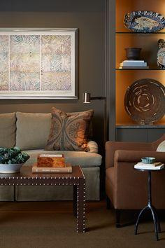 Streeterville Residence | Library | Jessica Lagrange Interiors
