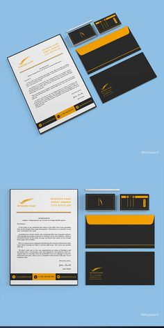 Corporate stationary design Corporate Stationary, Stationary Branding, Stationary Design, Corporate Branding, Business Branding, Business Card Design, Stationery, Letterhead Design Inspiration, Civil Engineering Design