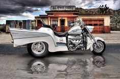 57 Chevy Motorcycle .... by Rat Rod Studios
