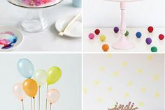 INSPIRATION | Colorful Cakes