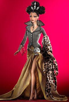 Barbie tesouros da África: princesa da zâmbia