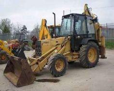 ford 455c 555c 655c tractor loader backhoe repair manual ford rh pinterest com 1990 Ford 655 4x4 Backhoe Ford Backhoe Loader Pictures