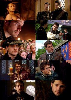 http://www.facebook.com/HenryCavillFans Henry Cavill - The Tudors' Charles Brandon