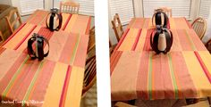 """Last Minute"" Thanksgiving Tablecloth 