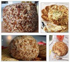Paula Deen cheeseball recipe