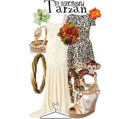 I Love some of these elements... I REALLY love the wedding dress.  Gorgeous!