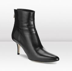 Jimmy Choo boots... with the perfect height heel.