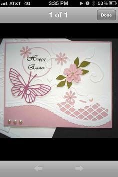 easter cards on pinterest | Pinned by Karen Cotten