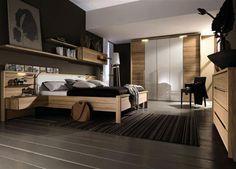 Elegant Contemporary Natural Bedroom Interior Design Dreamy Bedroom Furniture from Hulsta Contemporary Bedroom Furniture, Contemporary Interior Design, Home Interior Design, Home Furniture, Furniture Design, Contemporary Kitchens, Furniture Vintage, Interior Modern, Modern Exterior