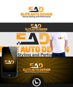 Logo for EAD Logo Branding, Logos, Fashion Design, Style, Logo