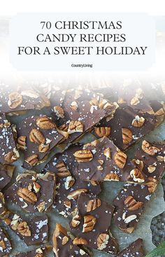 These easy Christmas candy recipes, from Christmas crack to chocolate fudge, are guaranteed to fill you with cheer this holiday season. Find one of the best Christmas candy recipes here that'll wow all of your guests. Christmas Crack, Christmas Sweets, Christmas Cooking, Christmas Candy, Holiday Baking, Christmas Desserts, Christmas Foods, Holiday Foods, Christmas Time