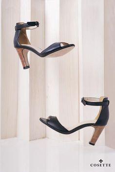 #shoes #shoesmaker #fashion #cosette #giay Giày sandan đế gỗ – Nhãn hiệu thời trang Cosette