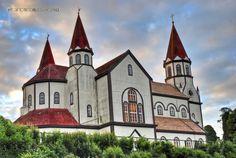 Iglesia de Puerto Varas - Chile.