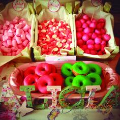 Mesa de dulces - Sweet table - Candy Bar