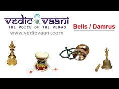 Puja Bells, Hand Ghanti, Damrus, Hindu Puja Items, Puja Articles, Puja B...