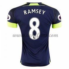Arsenal Fotbalové Dresy 2016-17 Aaron Ramsey 8 3rd dres