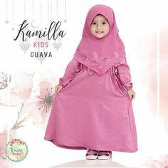 Girls Bridesmaid Dresses, Baby Girl Dresses, Baby Dress, Cute Dresses, Baby Girl Fashion, Kids Fashion, Kids Abaya, Baby Hijab, How To Wear Hijab