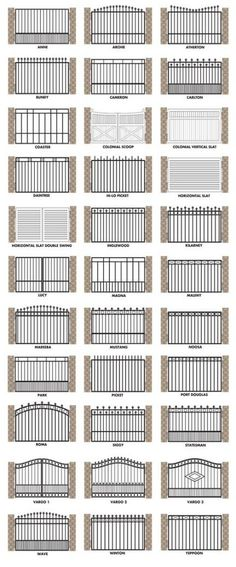 Metal door design wrought iron garden gates Best IdeasYou can find Wrought iron gates and more on our website. Steel Gate Design, Front Gate Design, House Gate Design, Door Gate Design, Gate House, Metal Gate Designs, Entrance Design, Wrought Iron Gate Designs, Main Gate Design