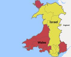What if Wales had been offered to the Jews as a homeland? | Middle East Eye