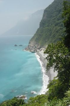 Coastal Taiwan