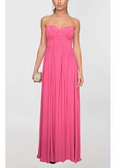 PowerLook Aluguel de Vestidos Online- POWERLOOK Vestido Florence longo de malha tomara que caia Powerlook - rosa #florence #vestidolongo #malha  #tomaraqcaia #rosa #vestidocasamento #vestidofesta #vestidomadrinha  #madrinha #dia