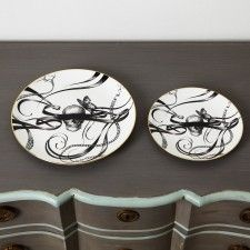 Masked Skull Plates