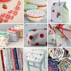 DIY // oil cloth projects - PS by Dila