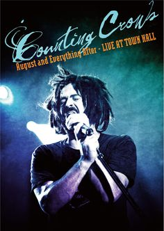 Adam Duritz of Counting Crows