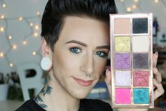 Jeffree Star Cosmetics Beauty Killer Palette Tutorial | Brandon Eska ♡