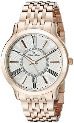 Lucien Piccard Women's LP-40004-RG-22S Sofia Analog Display Quartz Rose Gold Watch
