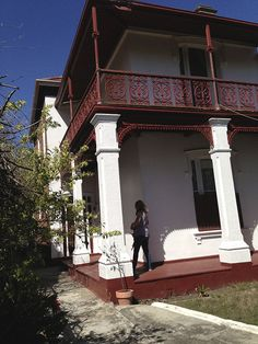 The day we took possession of our 1880s terrace house. We are doing most of the work ourselves.