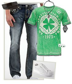 Affliction Irish