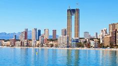 Benidorm is a town located on the edge of a very wonderful beaches with beautiful beaches are pretty amazing.