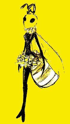 queen bee by psychoafro
