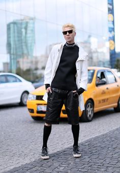 MBFWI - LOOK 4 NEW POST ON MY BLOG!  LINK:  onurollstyle.co/2016/10/mbfwi-look-4.html  INSTAGRAM/ ONUROLLSTYLE  #style #streetfashion #fashionstyle #lifestyle #fashionblogger #casual #mensfashion #istanbul #fashionblogger #streetstyle #mbfwi #mbfw #fashionweek #streetstyle