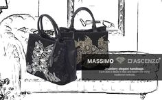 'MD' Massimo D'ascenzo Beautiful Luxury Jewellery Handbags. Knightsbridge Collection. www.massimod.com  https://www.facebook.com/pages/Massimo-Dascenzo-Luxury-Jewellery-Handbags/485052561622939  #luxury#jewellery#handbags#love