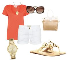 Untitled #36 by nidiaolivas on Polyvore featuring polyvore, fashion, style, American Vintage, Current/Elliott, Tory Burch, Kate Spade, Tom Ford and clothing