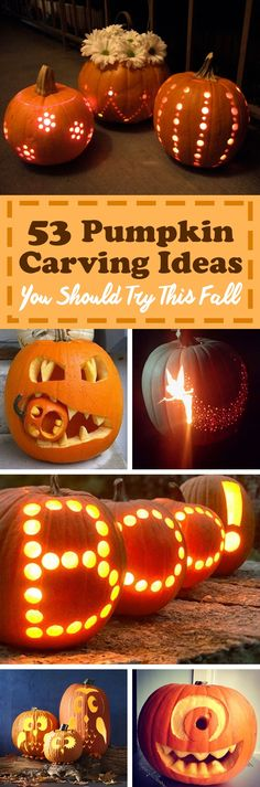 There are countless reasons why you should be carving pumpkins every year! It is a fun and to get in the spooky holiday spirit and an easy way to add some DIY Halloween decor to your home. It is a great activity to connect with your kids, but it is also enjoyable for anyone at any age! Whether...