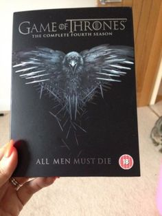 Game of #thrones #season 4 dvd,  View more on the LINK: 	http://www.zeppy.io/product/gb/2/111792987968/